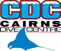 Cairns Dive Centre logo