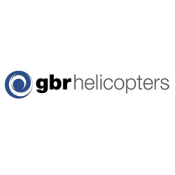 GBR Helicopters logo
