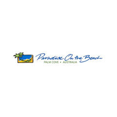 Paradise on the Beach Logo