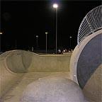 great lighting for night skating