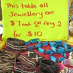 local and imported hand made crafts