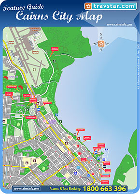 Cairns Map