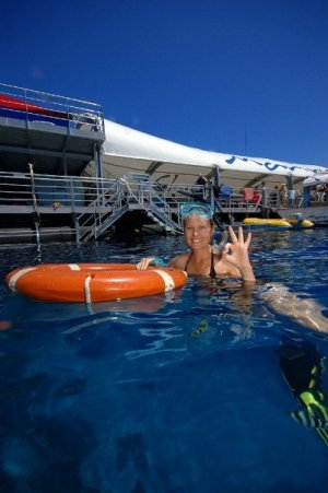 Great Barrier Reef Trips for non Swimmers