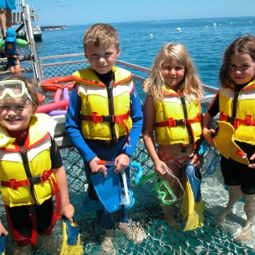 Family Friendly Reef Tours