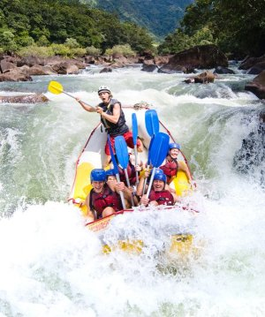 Tully River Rafting from Cairns