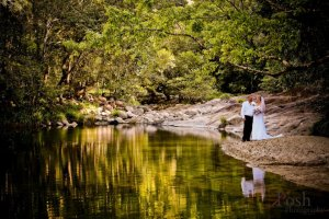 Silky Oaks Wedding
