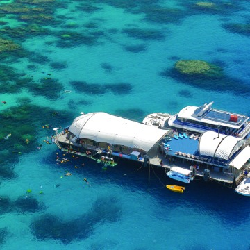 Barrier Reef Pontoon
