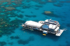 Great Barrier Reef Wheelchair access