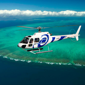 Helicopter Reef Tours