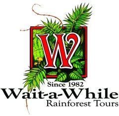 Wait-a-While Tours Logo