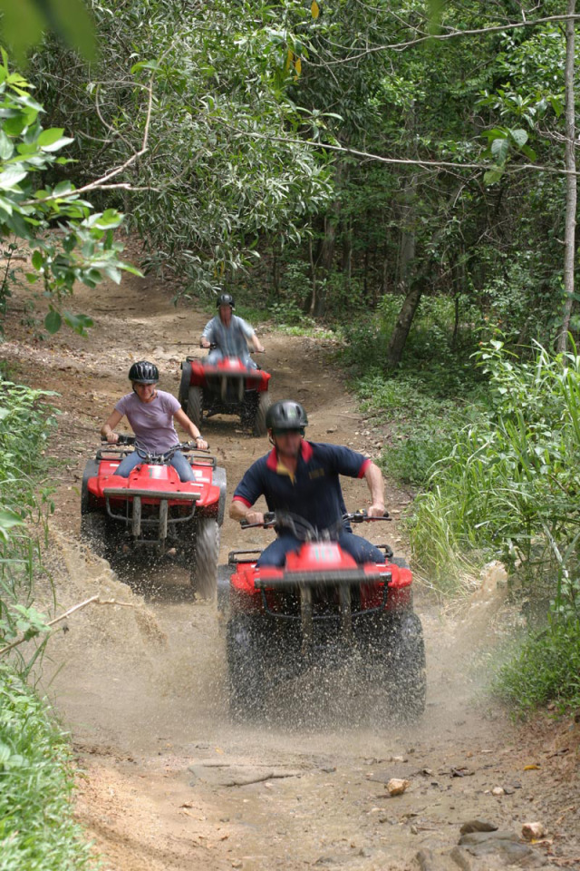 Palm Cove Info com - Blazing Saddles ATV