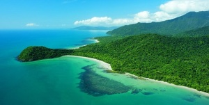 Cape Tribulation from Port Douglas