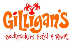 Gilligan's Backpackers logo