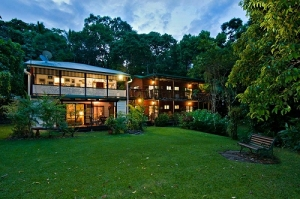 Wheelchair friendly accomodation in the Daintree
