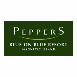 Peppers Blue on Blue Resort logo