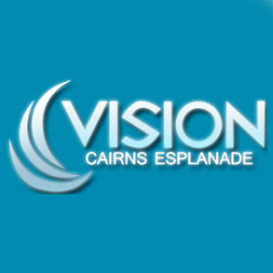 Vision Apartments Cairns logo
