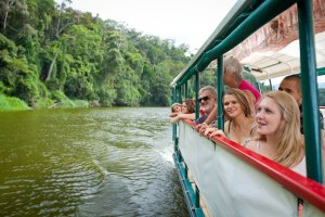 Kuranda Riverboat