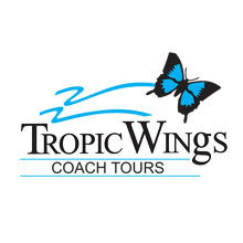 Tropic Wings Logo