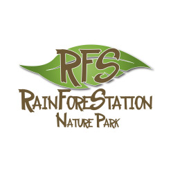 Rainforestation logo