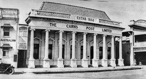 Cairns tourism history