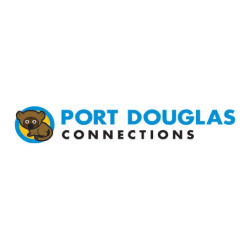 Port Douglas Connections logo