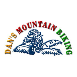 Dan's Mountain Biking logo