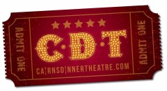 Cairns Dinner Theatre Logo