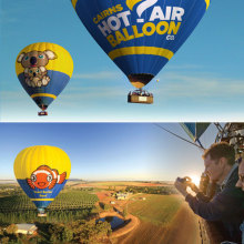 Hot Air & Heli Tours