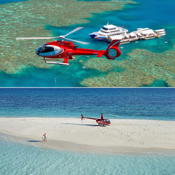 Heli Reef Tours