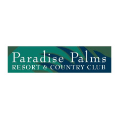 Paradise Palms Resort & Club Logo