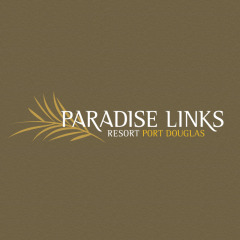 Paradise Links Resort Logo