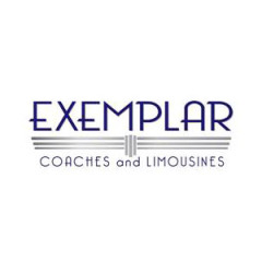 Exemplar Coaches & Limousines Logo