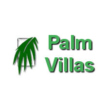 Palm Villas logo