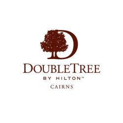Double Tree by Hilton, Cairns logo