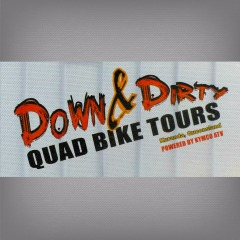 Down & Dirty Quad Bikes Logo