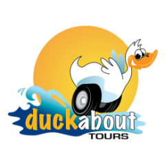 Duck About Tours Logo