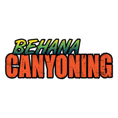 Behana Canyoning  Logo